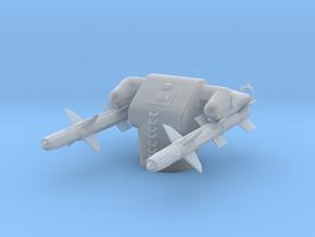 Best Details 1/72 MK12 (GMLS) RIM-8 TALOS missiles in Smooth Fine Detail Plastic: 1:72