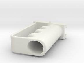 HANDGUARD GRIP in White Natural Versatile Plastic