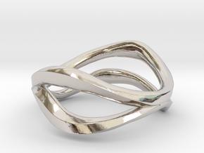 Dual Ring in Platinum: 5 / 49