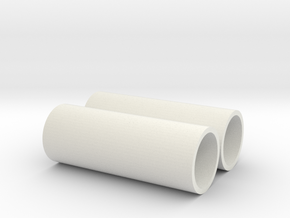 Z 042 2 Betonrohr 3,5m in White Strong & Flexible