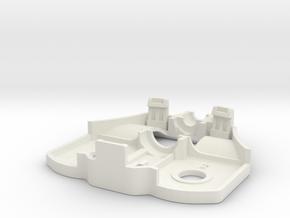 Part 2 of 6 - Casing 1 in White Natural Versatile Plastic
