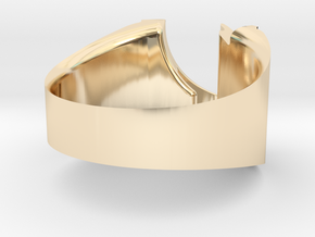 Little Sister in 14K Yellow Gold