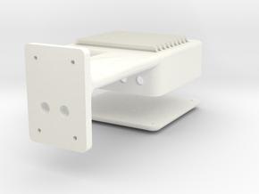 1.5 ELECTRIC BOX LAMA SA315 in White Processed Versatile Plastic