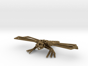 DragonFly in Raw Bronze