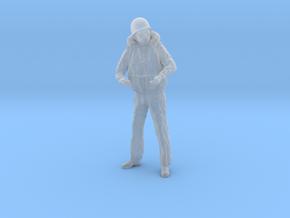 1-16 USN Sailor Oerlikon Assist-2 in Smooth Fine Detail Plastic