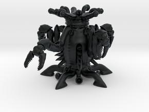 Fünffüssler 03 in Black Hi-Def Acrylate
