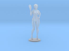 Spacegirl Lana - 54mm in Smooth Fine Detail Plastic