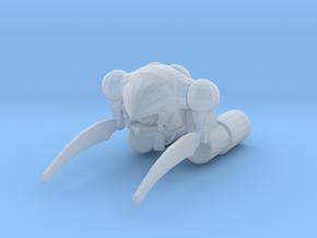 MA-04X Zakrello 1:1000 in Smooth Fine Detail Plastic