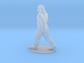 Big Foot (8 Scale Feet) in Smoothest Fine Detail Plastic: 1:48 - O