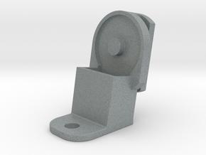Pinball Spotlight - Base Mount in Polished Metallic Plastic