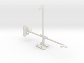 Asus Google Nexus 7 Cellular tripod mount in White Natural Versatile Plastic