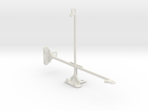 Apple iPad mini Wi-Fi + Cellular tripod mount in White Natural Versatile Plastic