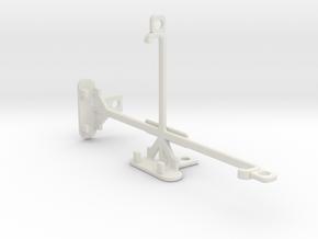 Huawei Nexus 6P tripod & stabilizer mount in White Natural Versatile Plastic