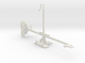 Lenovo Golden Warrior Note 8 tripod mount in White Natural Versatile Plastic