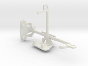 LG Wine Smart tripod & stabilizer mount in White Natural Versatile Plastic