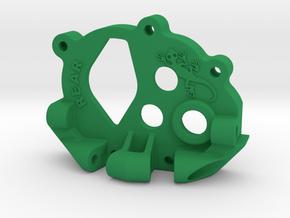 Margouillat Trany | Rear in Green Processed Versatile Plastic