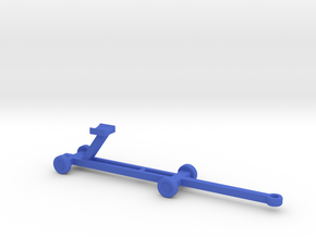 1/144 Scale Bomb Lift 2 in Blue Strong & Flexible Polished