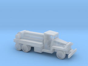 1/144 Scale CCKW Compressor Truck in Smooth Fine Detail Plastic