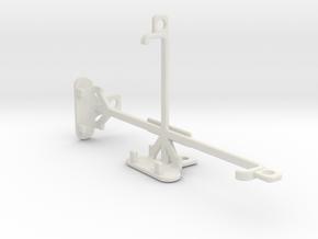 Vertu Signature Touch (2015) tripod mount in White Natural Versatile Plastic
