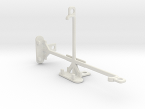 XOLO Black 3GB tripod & stabilizer mount in White Natural Versatile Plastic