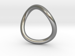 BFF collection - ring, size 6 in Natural Silver