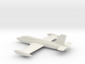 002J Aermacchi MB.326 - 1/200 in White Strong & Flexible