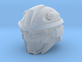 Krok Head For Combiner Wars deluxe Air Raid in Smooth Fine Detail Plastic
