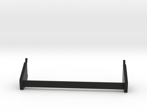 Pegboard Pilers Holder in Black Natural Versatile Plastic