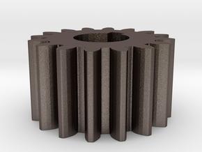 Cylindrical gear Mn=1 Z=16 AP20° Beta0° b=10 HoleØ in Stainless Steel