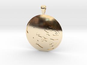 Ganymede in 14K Yellow Gold