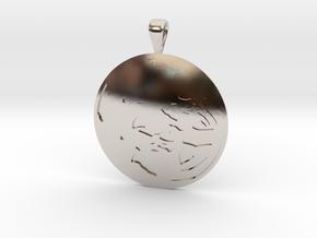 Ganymede in Platinum