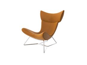 Imola Chair - Bo Concept in White Strong & Flexible: 1:12