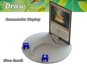 Commander Display Sultai in White Strong & Flexible: Small