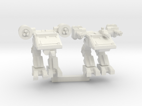 Advanced Scout Walker duo in White Strong & Flexible