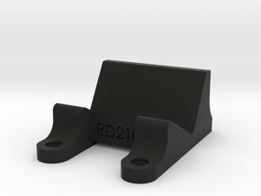 RD210 AC in Black Natural Versatile Plastic