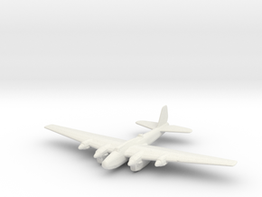 Petlyakov Pe-8 in White Strong & Flexible: 1:200