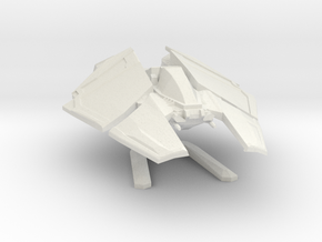 Elite: Dangerous - Federation Condor in White Natural Versatile Plastic