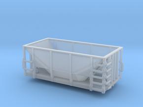 DMIR Ore Car U31 - Nscale in Smooth Fine Detail Plastic