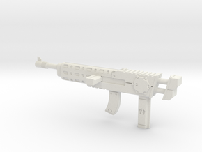 PM-32 TACTICS in White Natural Versatile Plastic