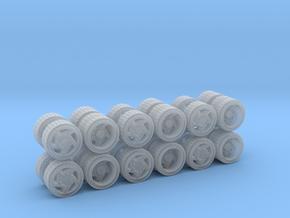 MAN Concept Rad 3 Set in Smooth Fine Detail Plastic