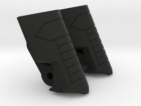 "Medic Knee Pads ""MTMTE"" Mk.I in Black Strong & Flexible"