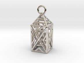 Obelisk Metal in Platinum