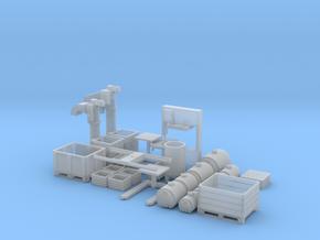 H0 1:87 Mostpresse & Ausstattung in Smooth Fine Detail Plastic