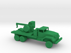 1/144 Scale M-62 Wrecker in Green Strong & Flexible Polished