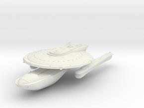 Curry Class  Cruiser in White Strong & Flexible