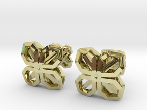 A-LINE CUFFLINX in 18K Gold Plated