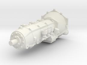 Lenco Automatic 4 spd 1/12 in White Natural Versatile Plastic