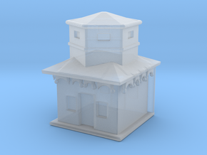 House for Diorama in Frosted Ultra Detail