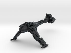 (Armada) Modified Nebulon B2 Frigate in Black Hi-Def Acrylate