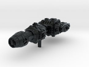 (Armada) DP-20 Corellian Gunship in Black Hi-Def Acrylate